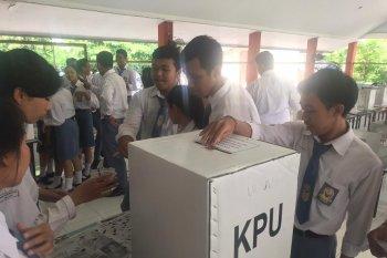 SMK di Badung ajarkan demokrasi lewat pemilihan Ketua OSIS