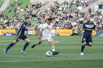 Bali United kalah 0-5 atas Melbourne Victory