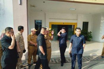 Komisi III kunjungi kantor Dinas PUPR cek jumlah PTT