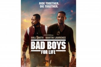 """Bad Boys for Life"", film laga-komedi kiprah duo polisi"