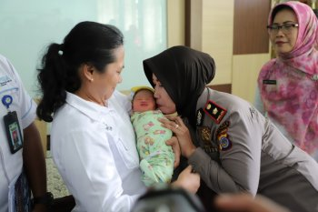 Bayi temuan warga diserahkan ke Dinsos Sleman