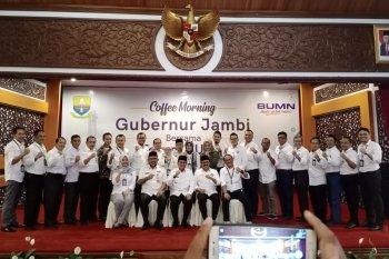 Gubernur ajak Forum Sinergi BUMN Jambi dukung program strategis daerah