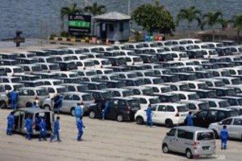 332 ribu mobil buatan Indonesia dikirim ke luar negeri, berikut rinciannya