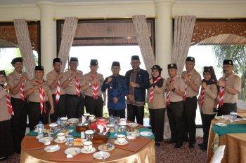 Pemprov Jambi alokasikan Rp5,8 miliar sukseskan perkemahan Wirakarya Nasional Pramuka 2020