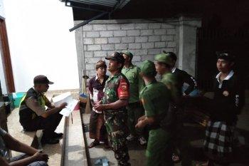 Bhabinkamtibmas sidak penduduk pendatang di kawasan Celuk-Bali