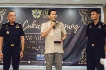 WHW terima Bea Cukai Ketapang Award 2020