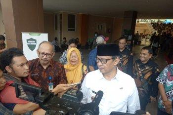 Gubernur Banten Wahidin Halim akan pertahankan 6.326 pegawai honorer Pemprov