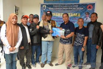 Pemkab Serang salurkan bantuan untuk korban banjir di Lebak