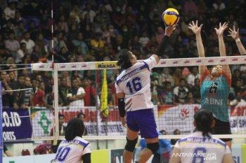 Proliga 2020: Bandung BJB raih kemenangan pertama usai kalahkan Jakarta BNI