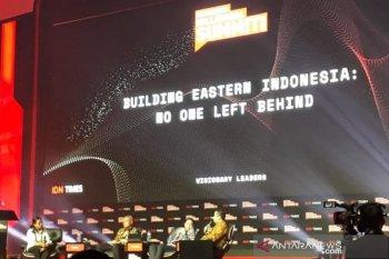 Membangun Indonesia timur untuk kesejahteraan seluruh Nusantara