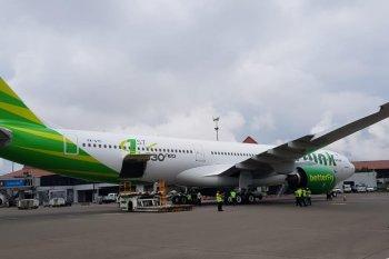 Penerbangan perdana Citilink Denpasar-Melbourne terisi 95 persen