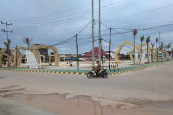 Taman baru Kualatungkal