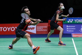 Ini jadwal final Thailand Masters, Hafiz/Gloria tantang Ellis/Smith