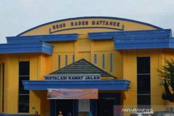 Demam saat pulang dari Wuhan China, seorang pasien dirujuk ke RSUD Raden Mattaher Jambi