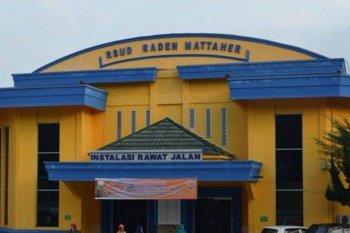 RSUD Raden Mattaher rawat pasien yang baru pulang dari Wuhan