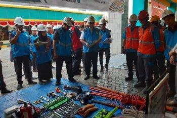 PLN rampungkan pembangunan enam pembangkit jelang PON XX
