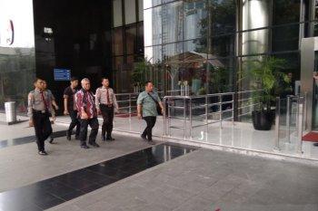 Ketua KPU Arief Budiman penuhi panggilan KPK dalam kasus suap