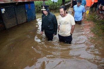 Penanganan bencana di Jabar dan DKI Jakarta berbeda