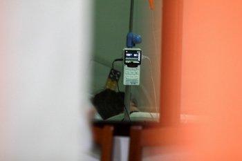 Seorang TKI dari Hong Kong dirawat intensif di RSUD Sidoarjo