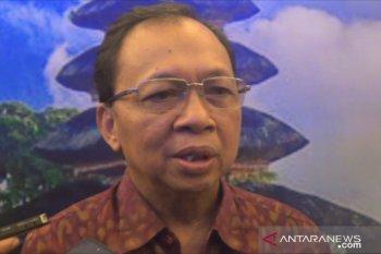 Gubernur Bali: virus corona turunkan kunjungan turis Tiongkok