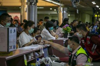 DKI tangani tiga kasus dengan dugaan infeksi virus Corona
