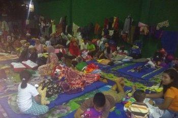Dua warga Lebak meninggal dunia di posko pengungsian bencana