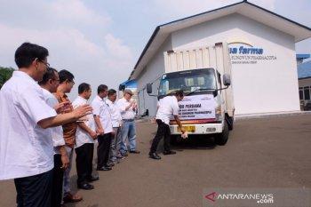 Kimia Farma ekspor perdana bahan baku kosmetik ke Korea Selatan