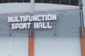 Di Sport Center Kudus, puluhan lampu dan mesin pompa air hilang dicuri