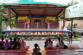 Ada desa bernuansa Bali di China