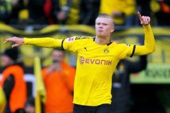 Liga Champions, Dortmund harapkan tulah Haaland