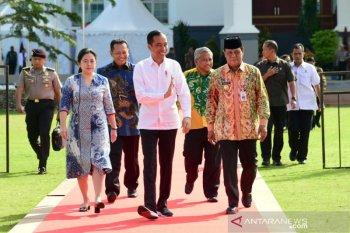 Presiden: Negara butuh perspektif jernih dari pers lawan hoaks