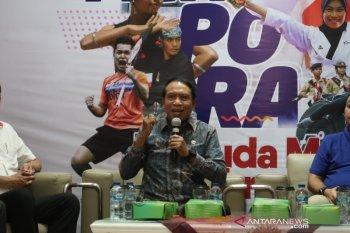 Menpora: Belum ada keputusan Jatim tuan rumah pendamping PON 2020