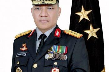 Kapolda Maluku yang baru  naik pangkat jadi Irjen Pol