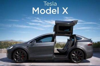 """Penarikan 15 ribu Tesla model x karena """"power steering"""""""