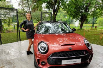 Terbaru, seri New Mini Clubman dan New Mini John Cooper Works
