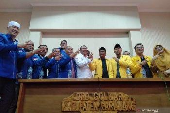 Golkar-Demokrat Karawang akan usung petahana pada Pilkada 2020
