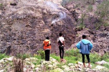 Bakalan gunung berapi muncul di Kabupaten Timor Tengah Selatan