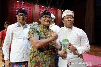 Pemkab Badung serahkan dana motivasi ogoh-ogoh