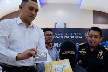 Bea Cukai Kualanamu amankan 23,1 gram ganja dari luar negeri