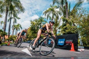 Seri Triathlon Pro digelar di Bali pada 3 April 2020