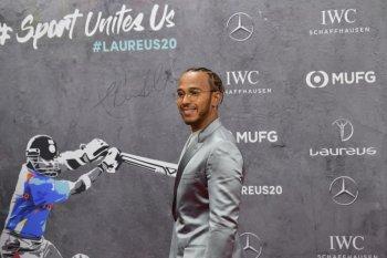 Hamilton dan Lionel Messi raih anugerah olahragawan terbaik dunia