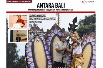 Bupati Badung Buka Festival Seni Budaya 2018