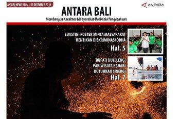 """Antara Bali Adakan Pameran Foto """"RWA Bhineda 2018"""""""