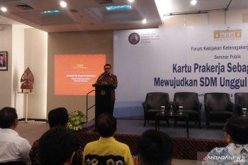 Kartu Pra Kerja diluncurkan April, diawali dari Jabodetabek