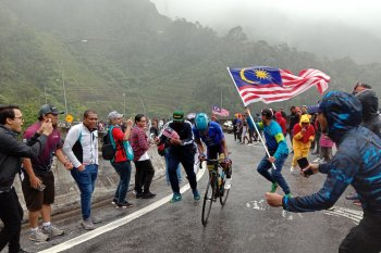 """Tour de Langkawi, cara Malaysia """"menjual"""" diri"""