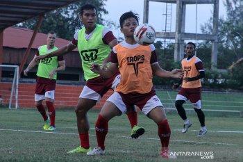 Latihan Jelang Liga 1
