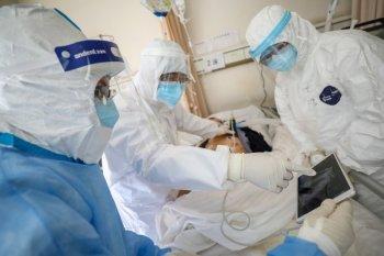 China laporkan 1.749 kasus baru infeksi virus corona pada 18 Februari