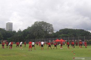 Kualifikasi Piala Dunia - Timnas Indonesia jalani tes fisik hari keenam TC
