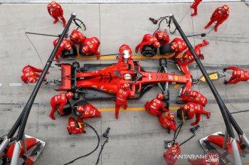 Vettel soal perbedaan SF1000 dari Ferrari musim lalu
