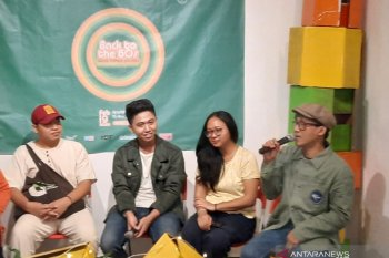 Nugie tanggapi rencana larangan kantong plastik di Jakarta